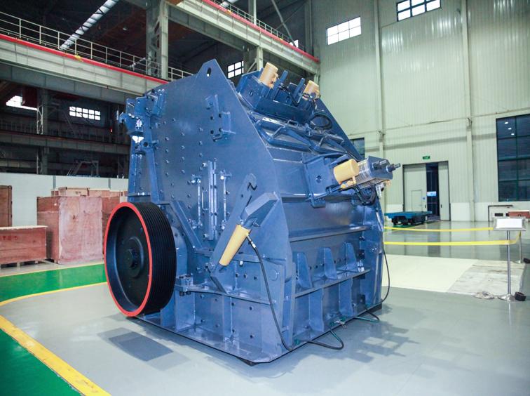 反击破碎机|河南石场反击破|上海移动反击破碎机设备|反击破移动式破碎站厂家