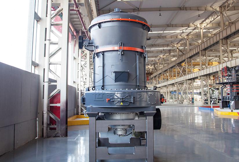 欧版梯形磨粉机|欧版磨粉机|梯形磨粉机结构|上海梯形磨厂家