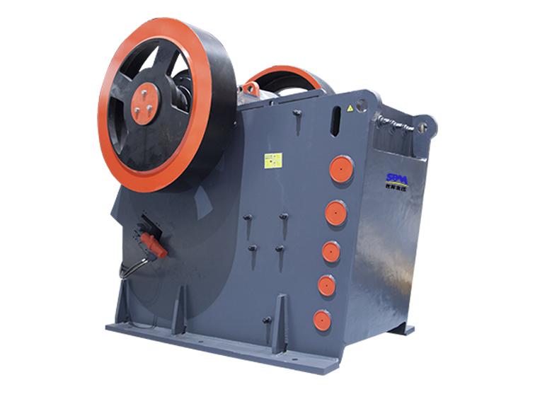 欧版颚式破碎机俗称颚破、颚式粉碎机用于高标准砂石料生产