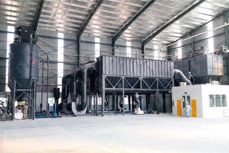 年产10万吨方解石&石灰石超细粉生产线|方解石加工超细粉设备|石灰石磨粉机价格