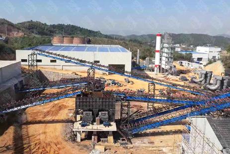 时产800-1000吨石灰石精品碎石骨料生产线|石灰石精品机制砂生产线|机制砂用石灰石质量标准