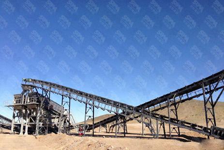 内蒙古铁路道砟石破碎生产线|花岗岩破碎机设备|花岗岩移动破碎站哪家好