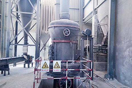 年产10万吨石膏磨粉生产线
