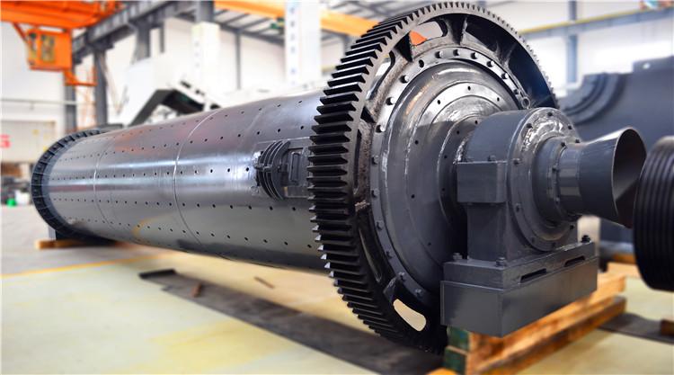 世邦铁矿石球磨机具有品质优、技术先进