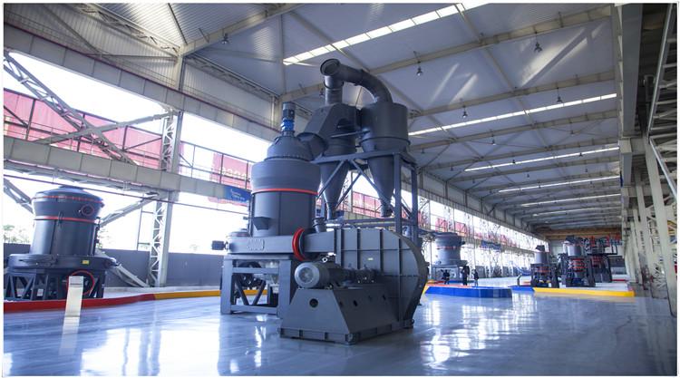 出料300目矸石磨粉机生产厂家推荐-世邦集团