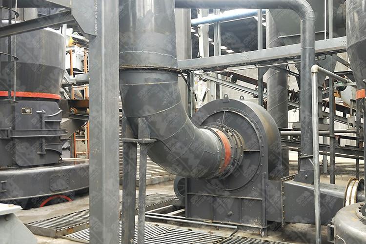 活性炭磨粉设备的研磨流程