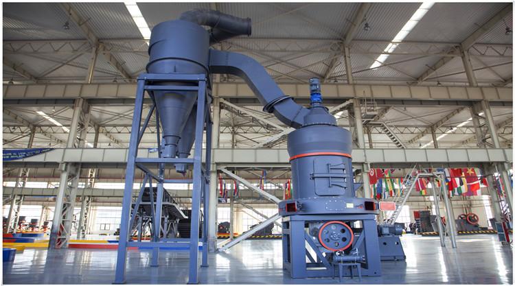 提高石灰石粉磨机处理量的方法有哪些