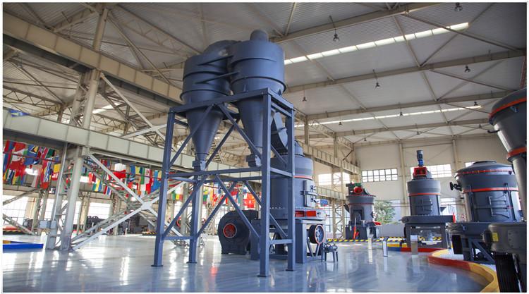 煤矸石磨粉机在磨粉生产线中有哪些突出表现?哪个生产厂家值得推荐?