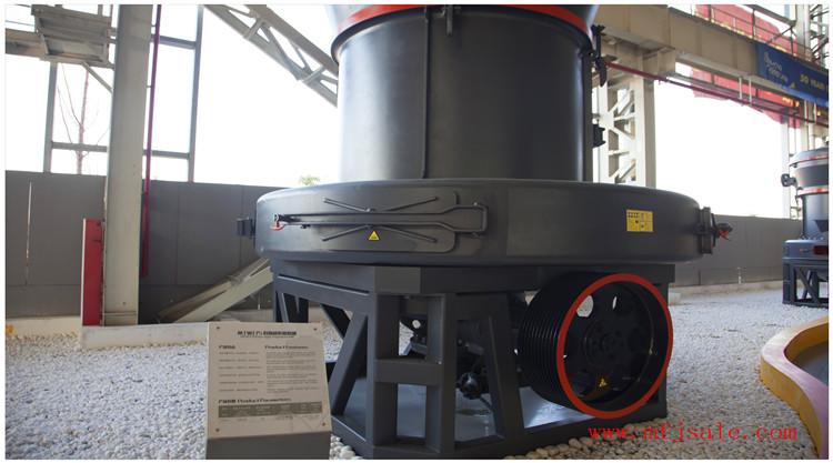 上海灰钙雷蒙磨粉机在产品设计上更成熟,工作更加可靠